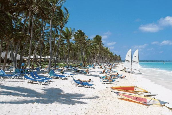 Accommodations - Grand Palladium Punta Cana Resort & Spa - All Inclusive - Punta Cana